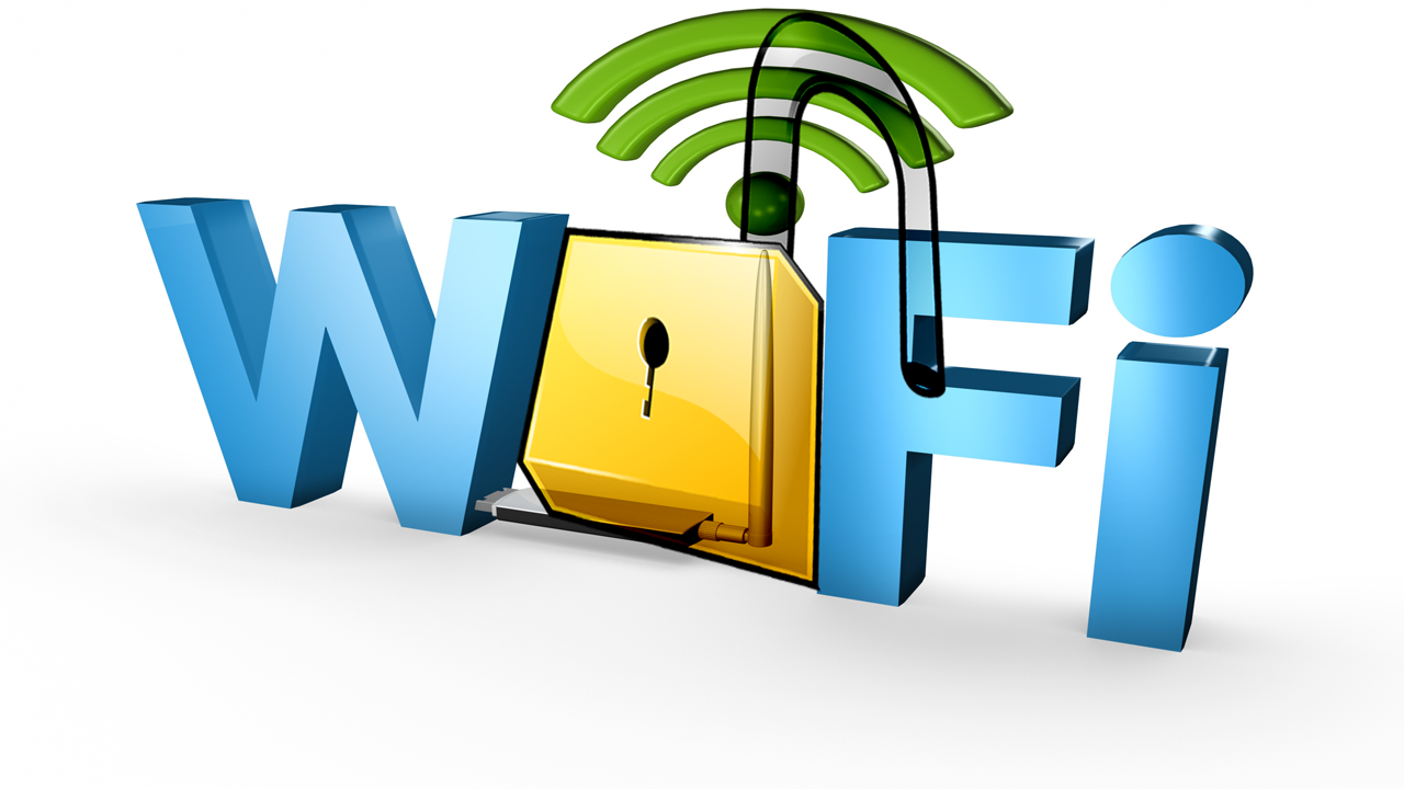 How to share a Wi-Fi connection securely